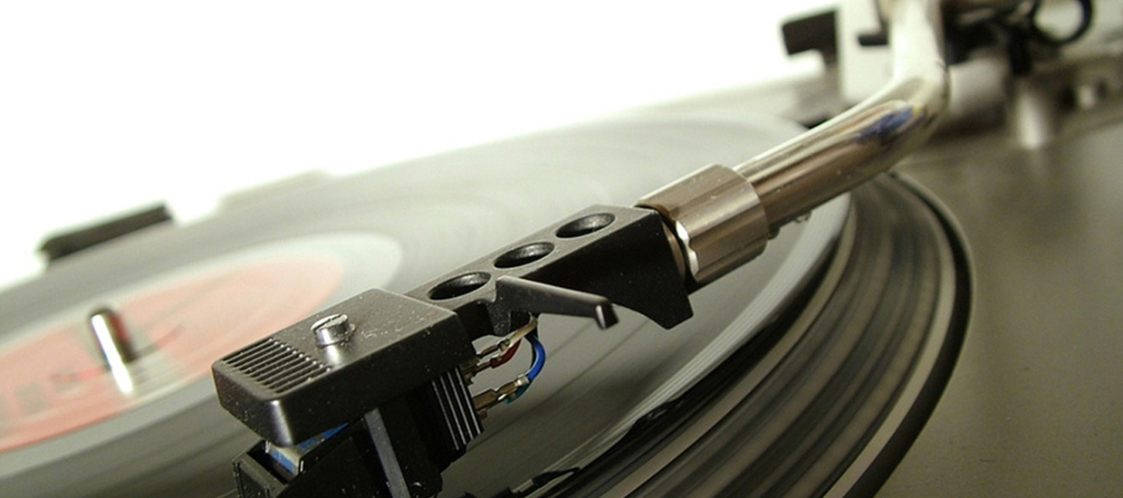 TURNTABLE REPAIR